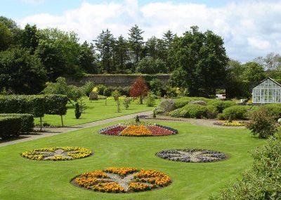 Vandeleur-garden